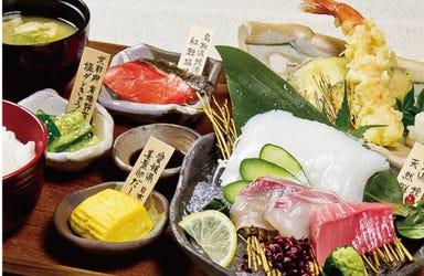 旬魚旬菜 遊遊 中之島フェスティバルプラザ コースの画像