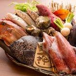 『鳥取県 境港』の朝獲れ鮮魚!【鳥取県】