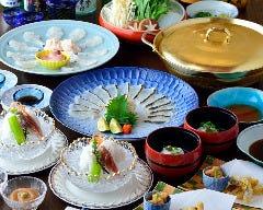 ふぐ・魚匠料理 たらふく 梅田堂山店