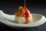 胡麻豆腐は是非一度食べていただきたい逸品