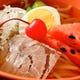 極太の麺にコクのあるスープが絡む〆には最高の逸品です。