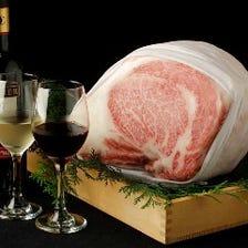お肉と相性抜群のワイン