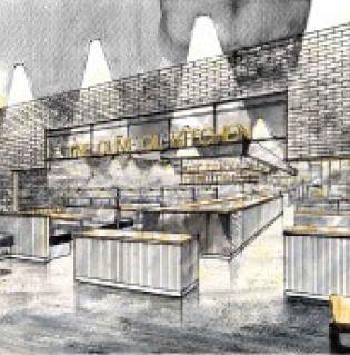 オリーブオイルキッチン 富山駅前店  店内の画像