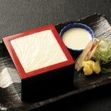 手作り枡豆腐