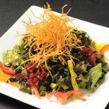 海草チョレギサラダ