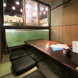 【1階】お座敷席完全個室(~6名様×5部屋)
