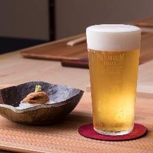 寿司と和の懐石