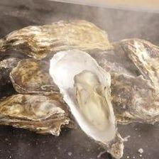 BBQ感覚でワイワイ楽しめる焼き牡蠣