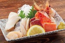 北海道直送の新鮮魚料理
