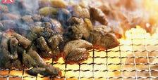 宮崎スタイル鶏の炭火焼