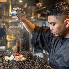 酒と肴 炭猿 上野