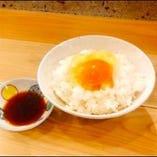 こだわり卵のTKG