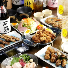 地鶏と梅酒のうまい店阿鳥 千日前店