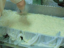 こだわりの手作り島豆腐