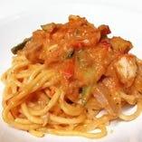 スパゲッティ ポモドーロ
