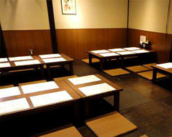 鍛冶屋 文蔵 品川グランパサージュ店 店内の画像