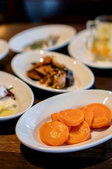 シチリア料理 トラットリア アリア  メニューの画像