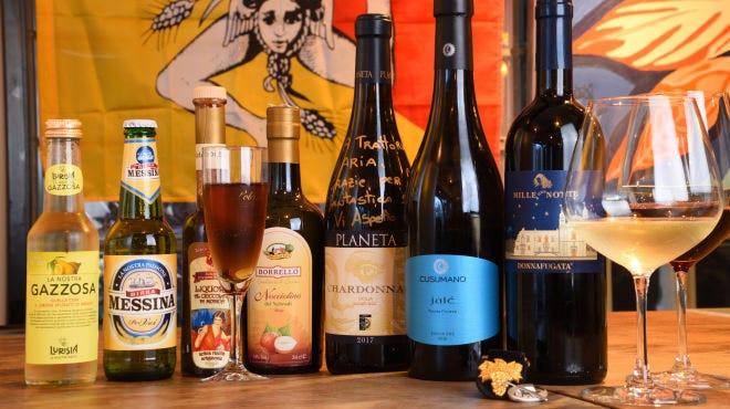 ソムリエ厳選シチリアワイン