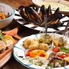シチリア料理 トラットリア アリア