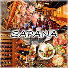 肉&ワイン アジアンダイニングバル SAPANA 水道橋駅西口店