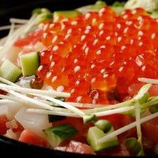 菊寿司特製ばらちらし