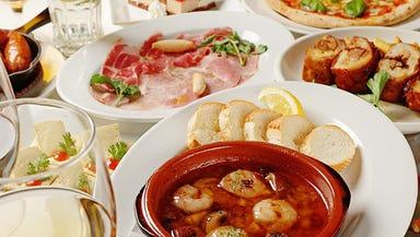 スペインバル 本格地中海料理 アリアッチ 川崎ラチッタデッラ店 こだわりの画像