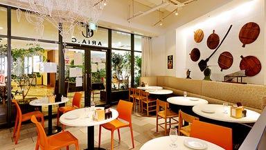 スペインバル 本格地中海料理 アリアッチ 川崎ラチッタデッラ店 店内の画像