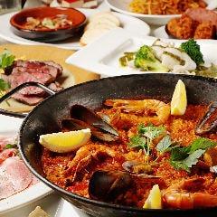 スペインバル 本格地中海料理 アリアッチ 川崎ラチッタデッラ店