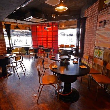 【韓国家庭料理・豚焼肉】 豚家  店内の画像