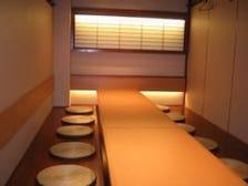 完全個室と半個室でプライベート宴会