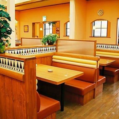 ステーキのどん大和郡山店  店内の画像
