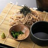 新潟県 十割蕎麦ざる