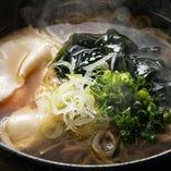 新潟県 十割蕎麦かけ