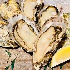 江田島の宮本海産さま牡蠣を使用