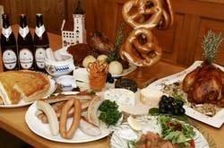 ドイツレストラン ヴュルツブルク  こだわりの画像