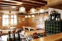 ドイツレストラン ヴュルツブルク  店内の画像