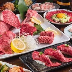 焼肉食べ放題×韓国料理 焼肉市場