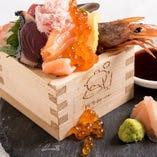 枡寿司 こぼれ海鮮