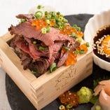 枡寿司 ローストビーフ