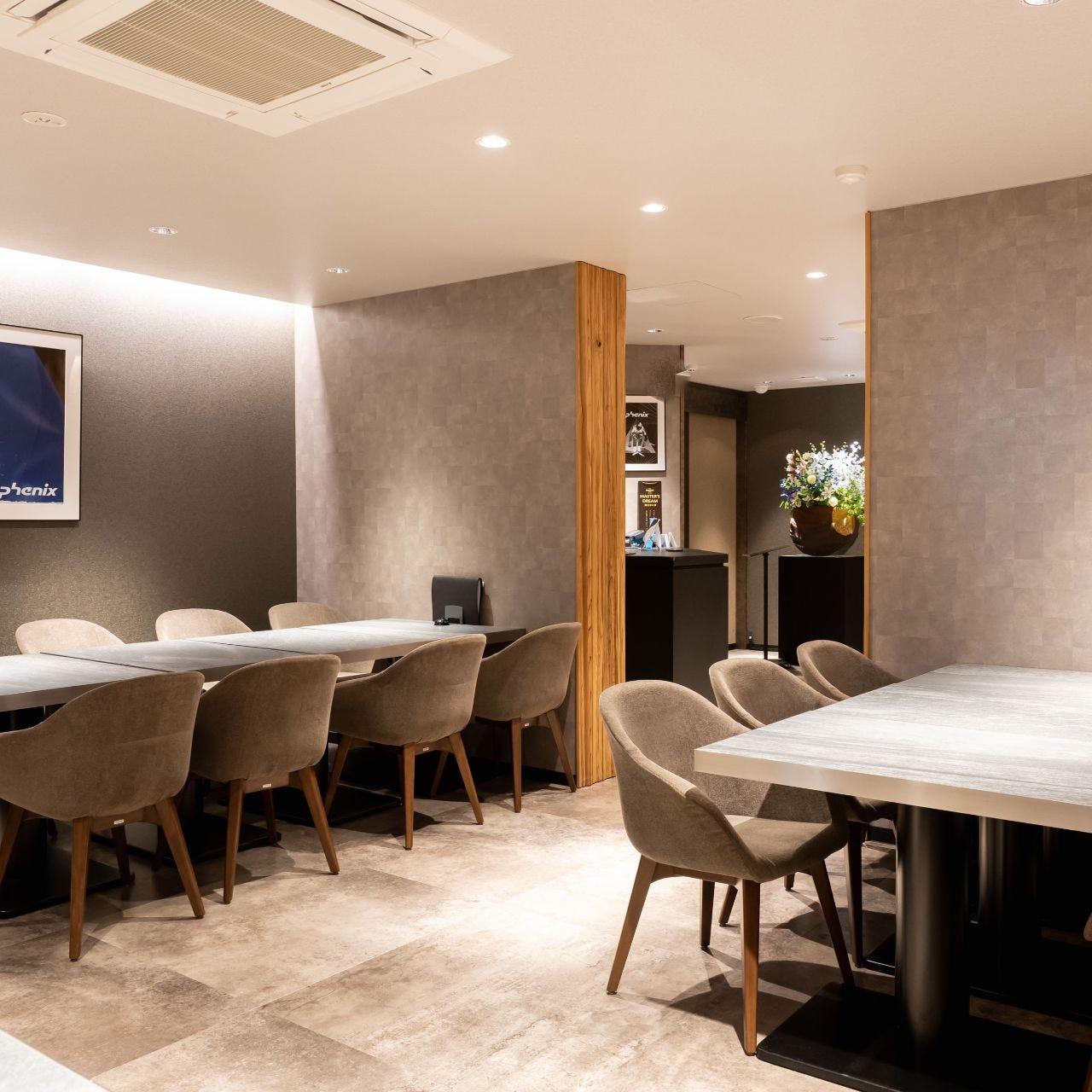 【席のみ予約】日本料理の持つ至福の魅力を目と舌で贅沢に堪能する美食空間