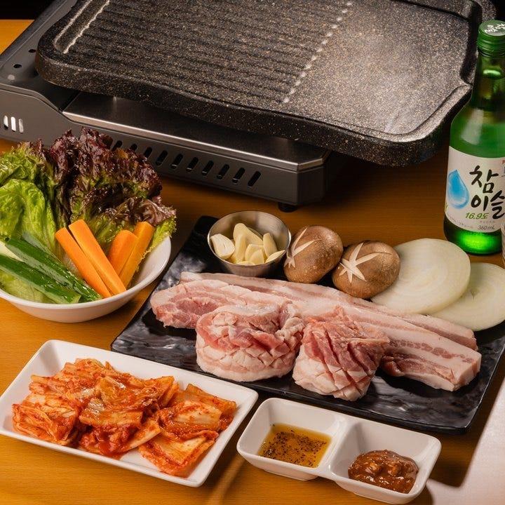 韓国料理 とん家゛