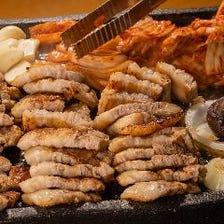 【名物】極上・肉厚生サムギョプサル
