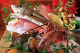 長浜市場直送四季の厳選食材