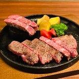 和牛ステーキをご用意しております♪