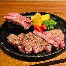 和牛ステーキご用意♪
