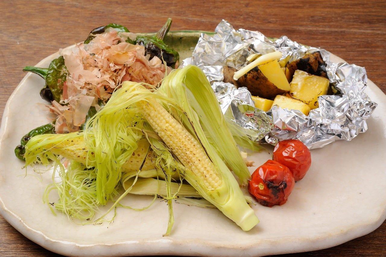 野菜ってこんなに美味しいの!?
