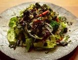 クセなる塩海苔サラダ