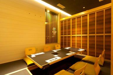 和食と鉄板料理 美くに  店内の画像