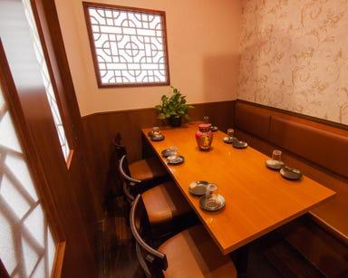完全個室×四川料理 萬達  店内の画像
