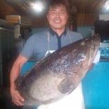 漁師 北尾さん